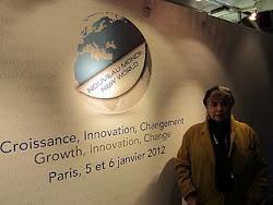 *Colloque Nouveau Monde le 5 et 6 janvier 2012 à Bercy*