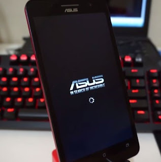Cara Atasi BootLoop Saat Upgrade Android Lollipop Pada Asus Zenfone 4