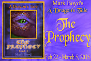 Mark Boyd's THE PROPHECY Spotlight & Giveaway
