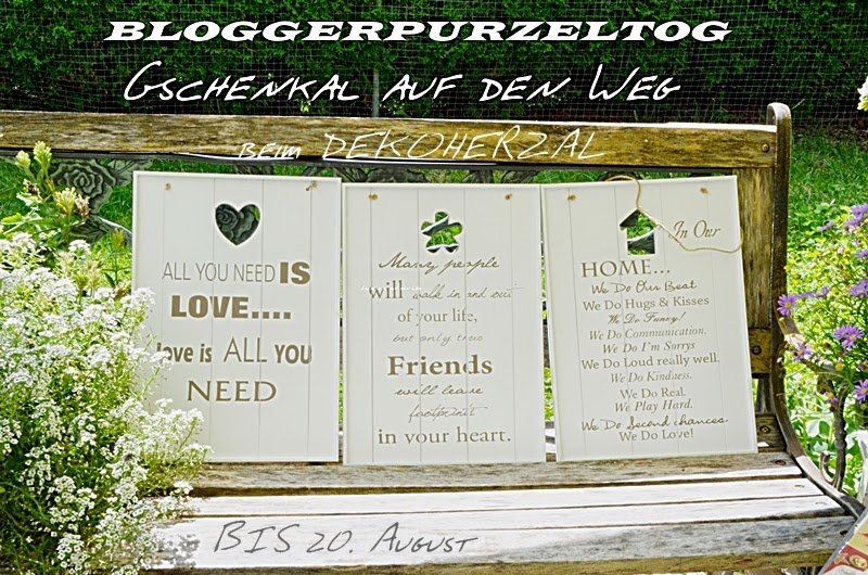 Bloggeburtstagsverlosung bei Dekoherzal