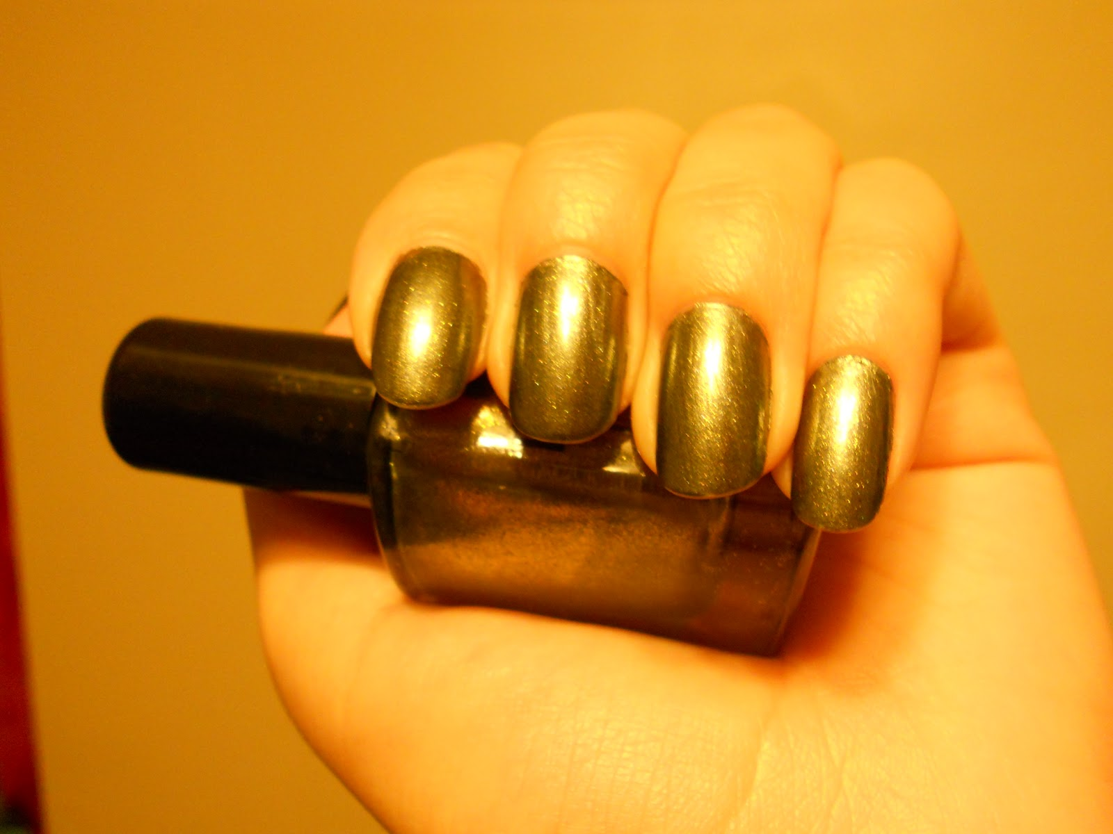 The Nail Polish Rehab Candidate: Fresh Paint Olive You
