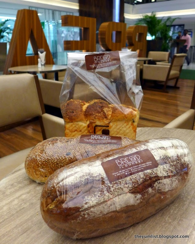 bread lounge, gtower