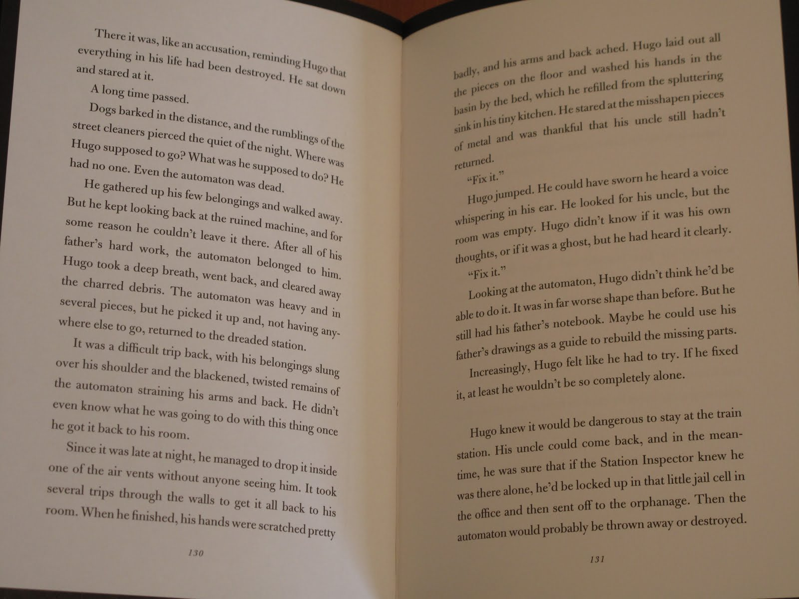 He's So Obsessed With Where The Page Turn Goes, That Sometimes The Page  Looks Like This