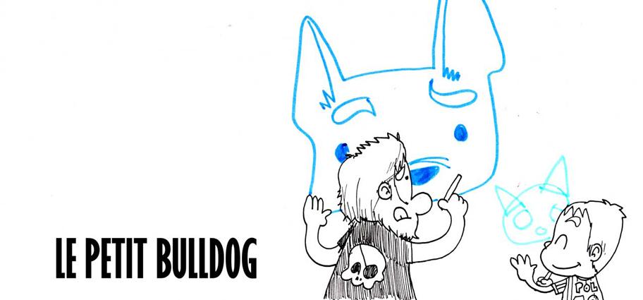 Le petit Bulldog