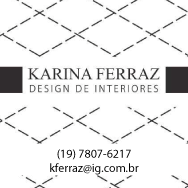 Karina Ferraz Design de Interiores