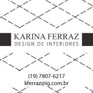 Karina Ferraz Design de Interiores