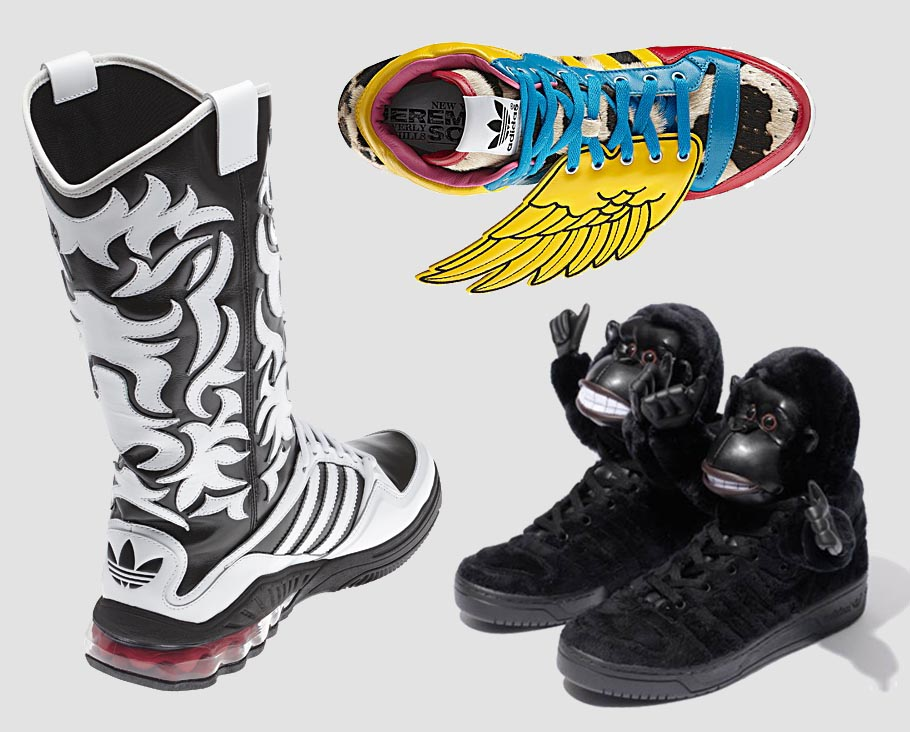 U Adidas Shoe