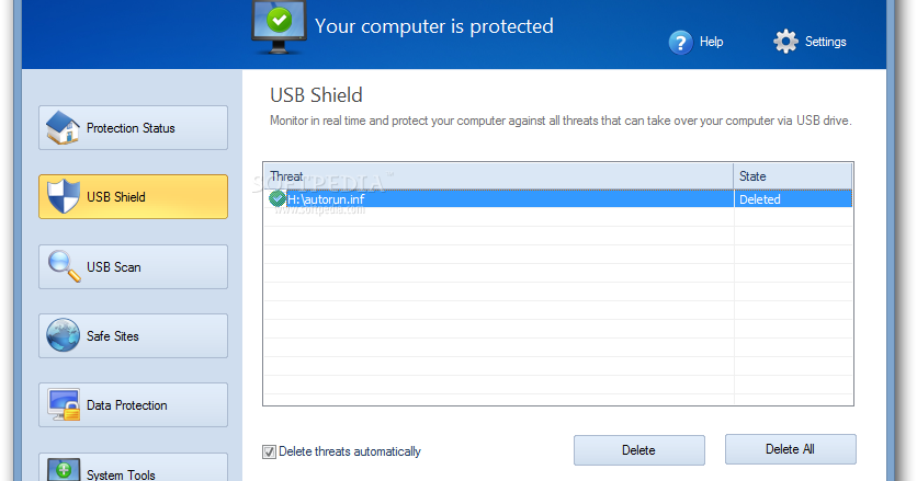 USB Disk Security 6.4.0.240 Final fullversion free Download - Crack And Serial Zone