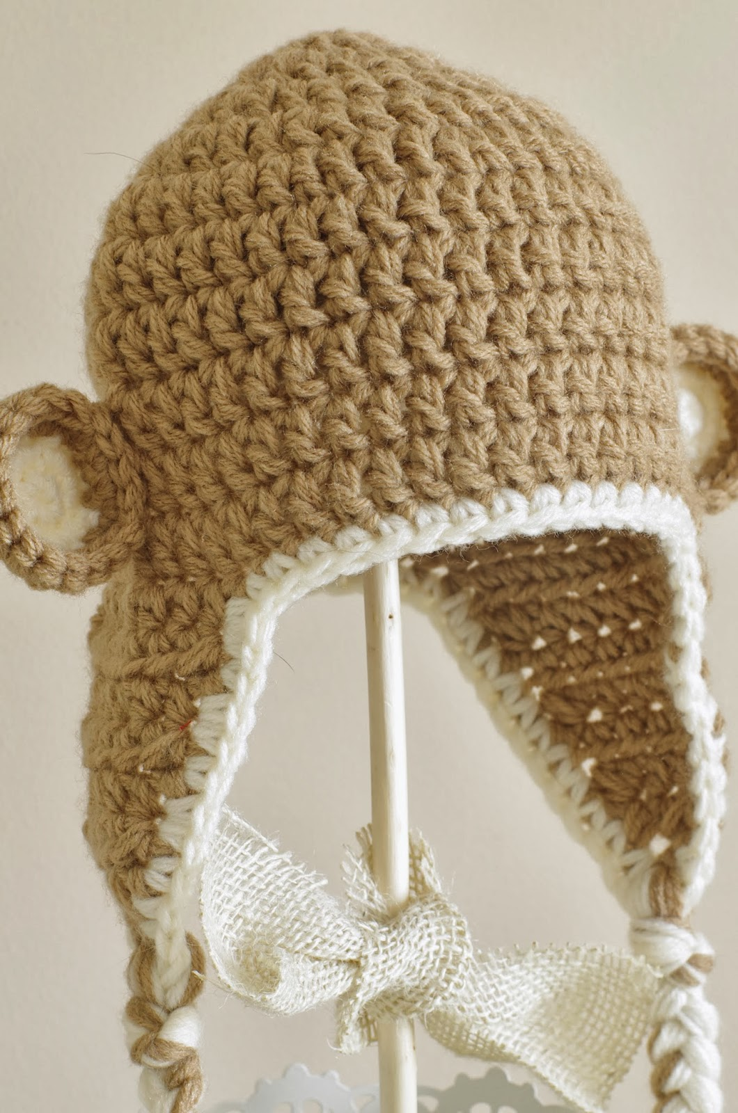 Crochet Tutorial Hat : Handy Crafter...: Hat Stand Tutorial and Crochet Baby Hats