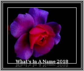 WHAT'S IN A NAME? 2018
