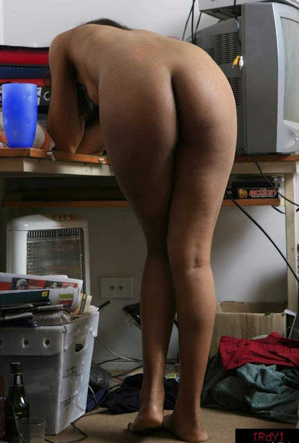 big Indian ass - nude indian girl