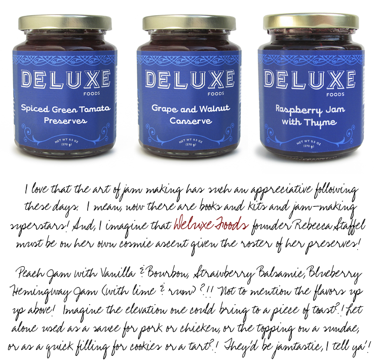 Deluxe Foods Preserves, Seattle
