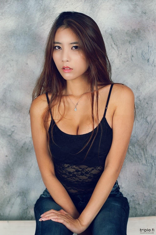 Cha Jung Ah Sexy Lady