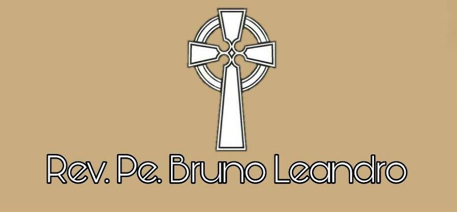 Rev. Pe. Bruno Leandro