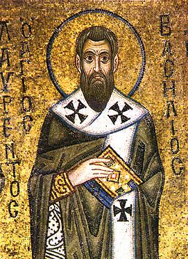 SAN BASILIO MAGNO Doctor de la Iglesia de Cesarea (329-379) Fiesta 2 de Enero