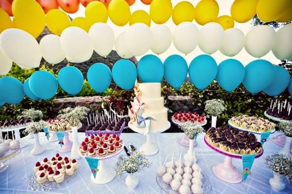 Fiestas Elegantes para Niños, parte 2