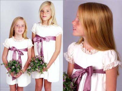 Moderne Erstkommunion Kleider