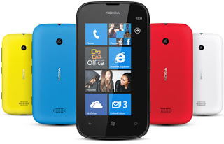 Harga dan Spesifikasi HP Nokia Lumia 510