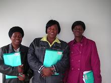 Mbali, Nomvula, and Sarah