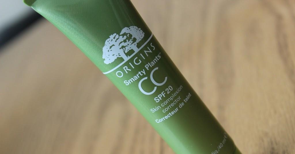 Origins Smarty Plants CC SPF 20 Skin Complexion Corrector ...