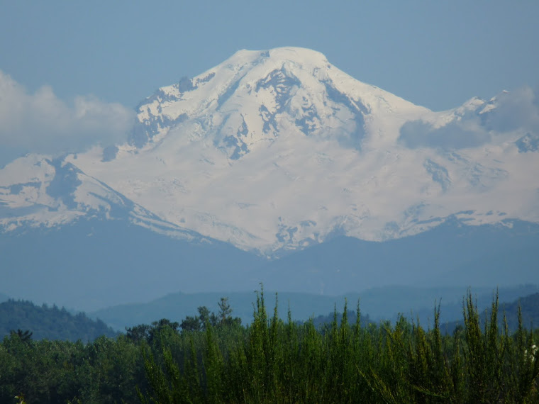 Mount Baker from BC