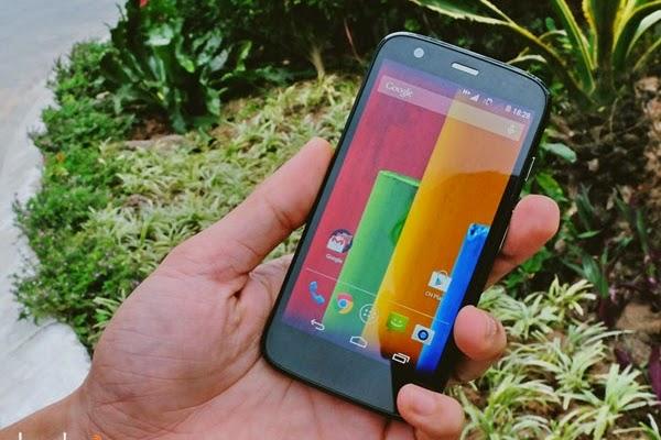 Điện thoại Motorola G