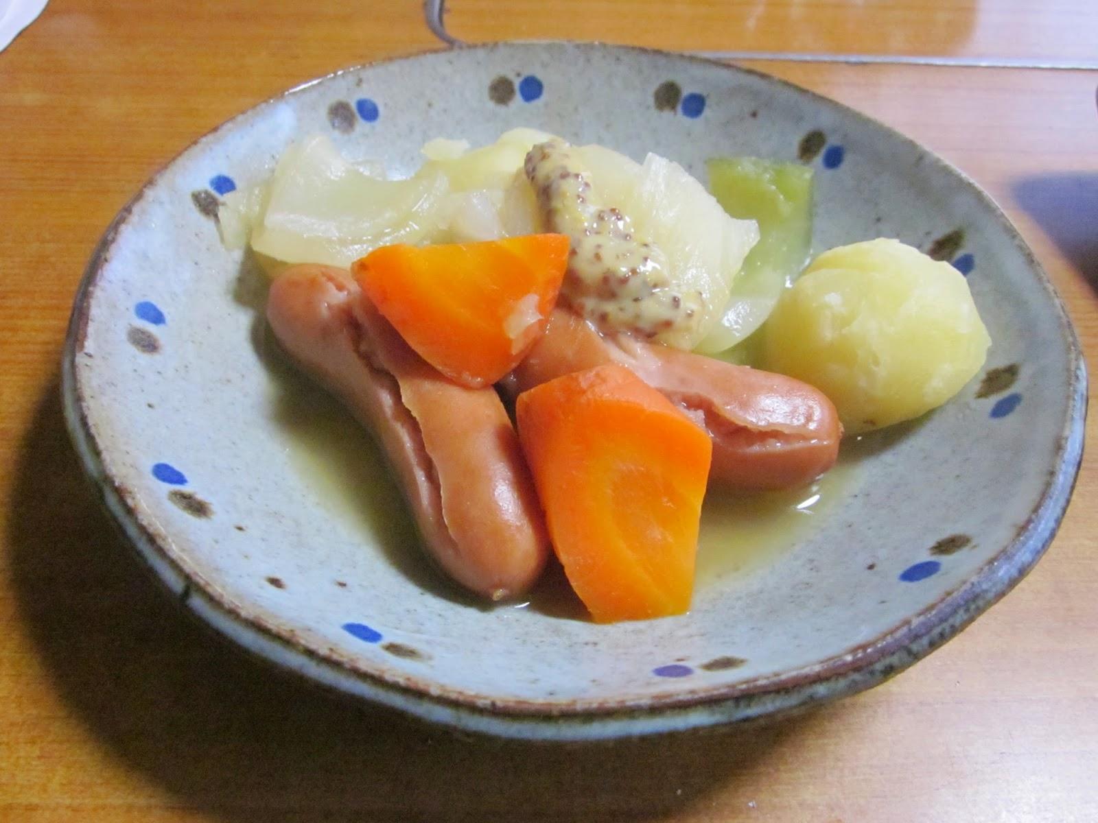 NHKきょうの料理ビギナーズ「塩豚のポトフ」のレ …