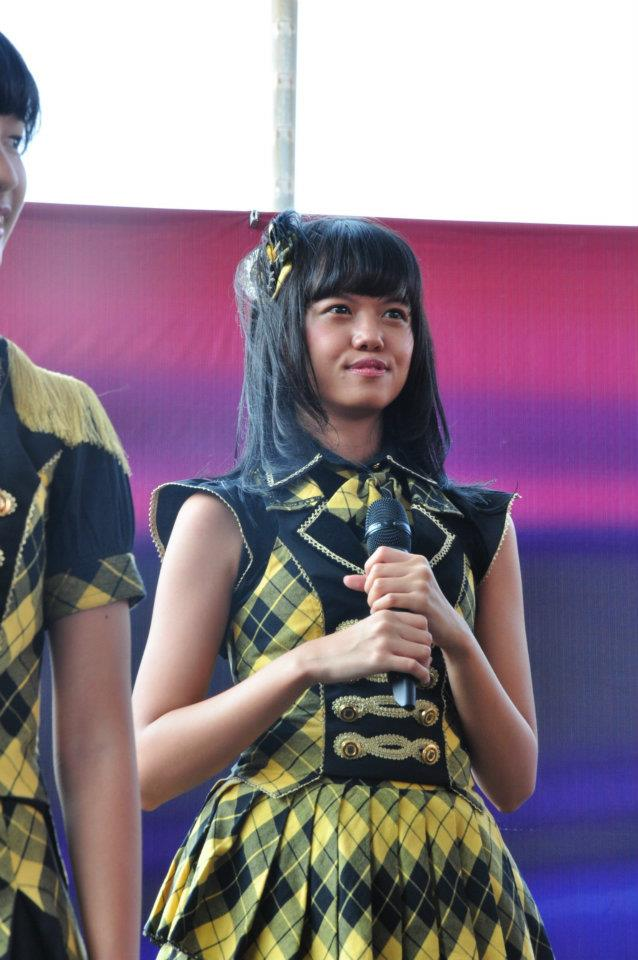 Diasta JKT48 at Ifest