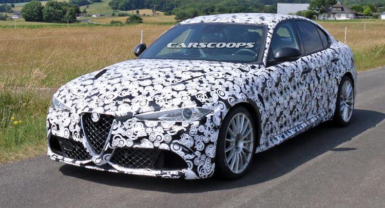 Carscoops Alfa Romeo Scoops