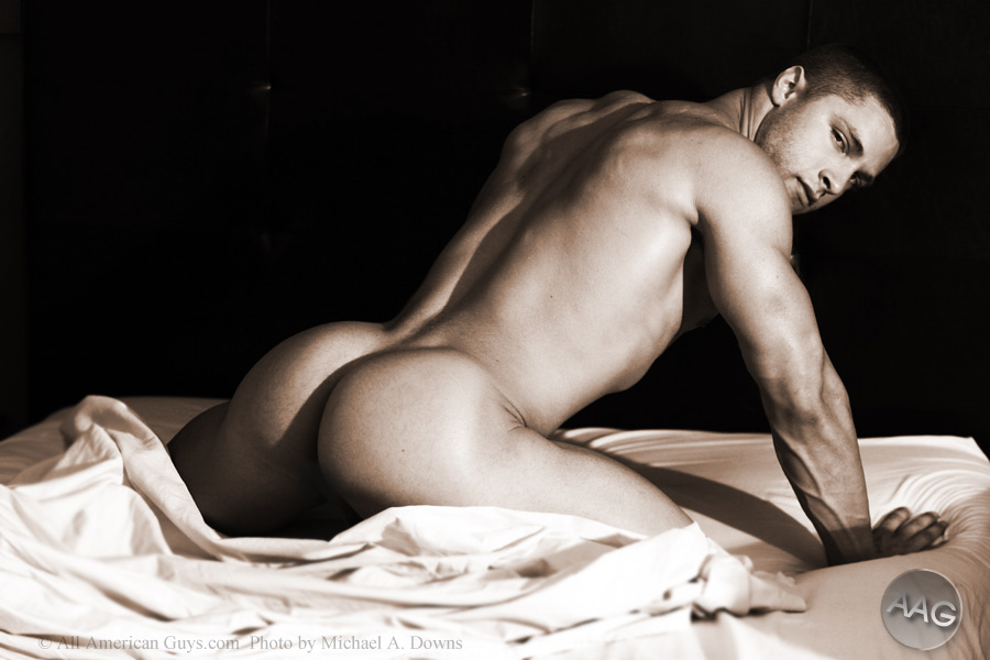 Male models in the nude
