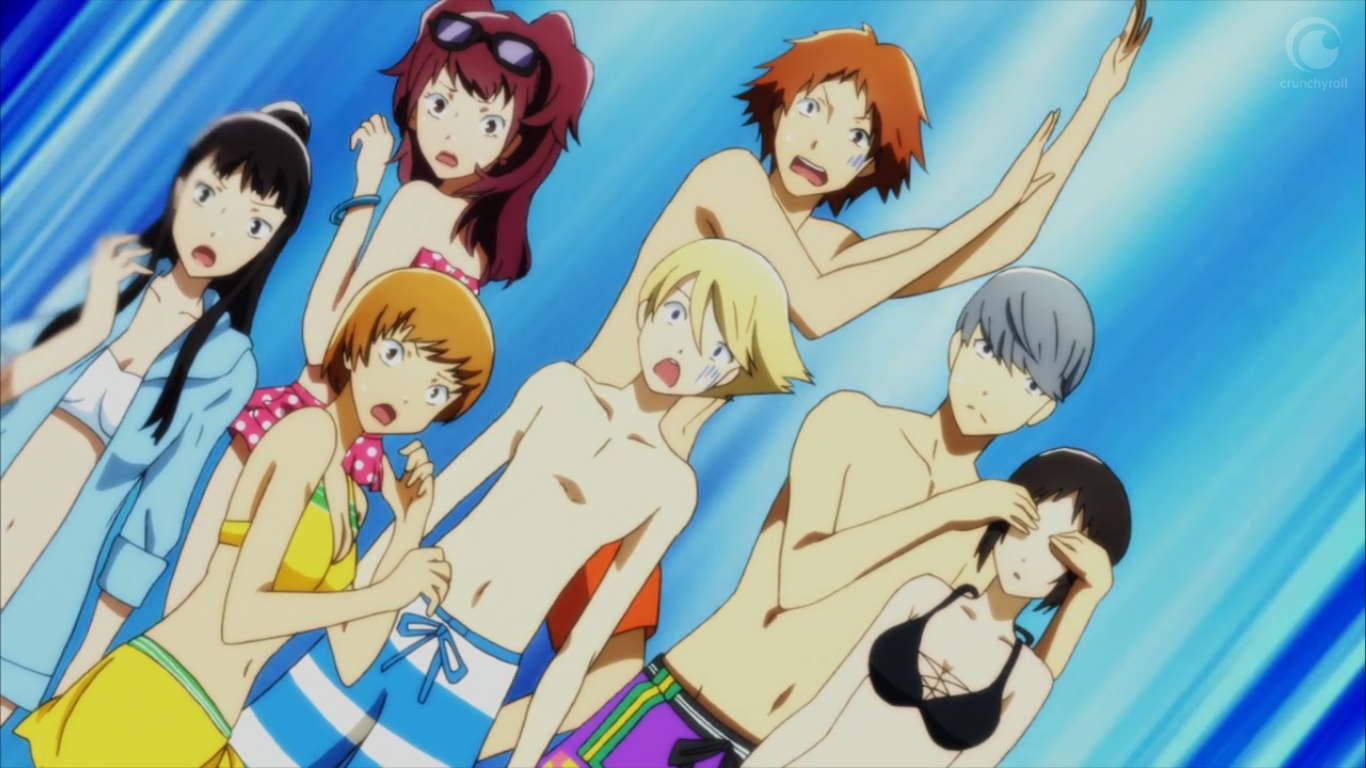 [Top 10] Animes que Merecem vir pro Brasil Dublados Ep3-4