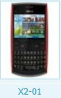 Nokia X2-01 RM -709 all firmware versions