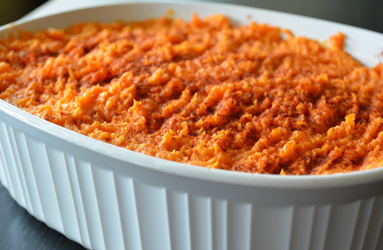 Ladybug's Landing: Sweet Potato Turkey Shepherd's Pie