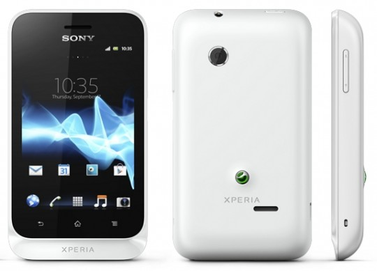 handsonreleaselaunch sony xperia tipo white
