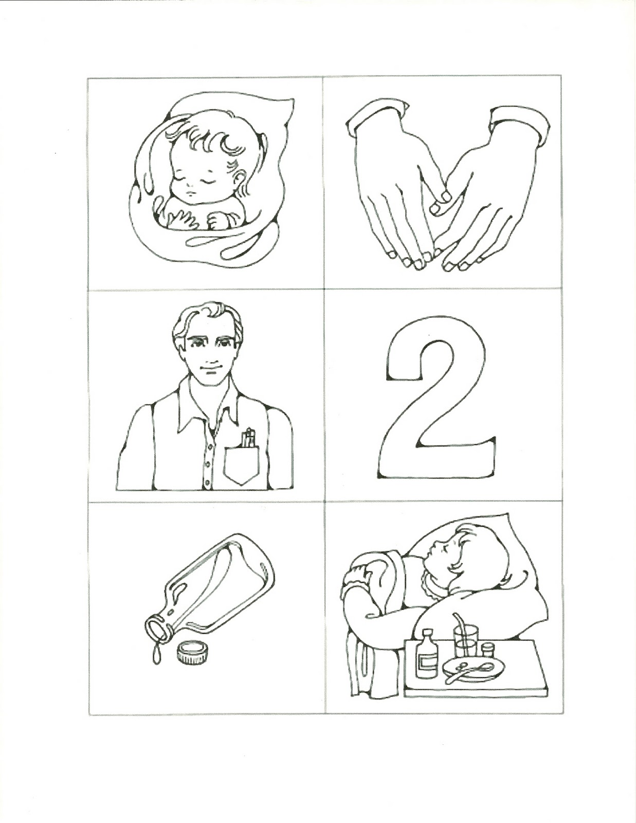 happy clean living  primary 3 lesson 9
