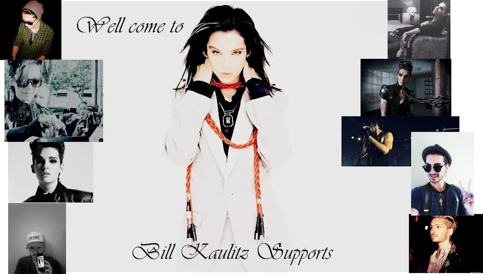 Bill Kaulitz Supports