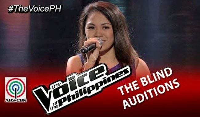 Mecerdita Quiachon Sings 'Listen' on The Voice of the Philippines Season 2 Blind Audition Video Replay