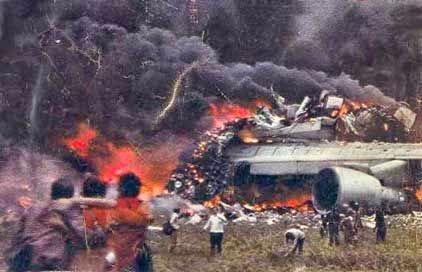 Travel Ideas & Tips: Top 5 Worst Airline Mishap Crash in History ...