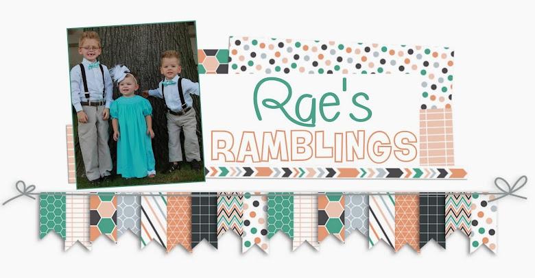 Rae's Ramblings