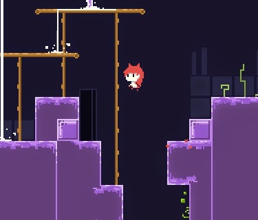 Jogos de plataforma, aventura, pixel: The Valley Rule
