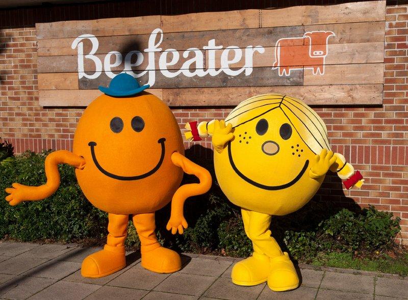 Grocery Gems New Mr Men Little Miss Kids Menu At Beefeater
