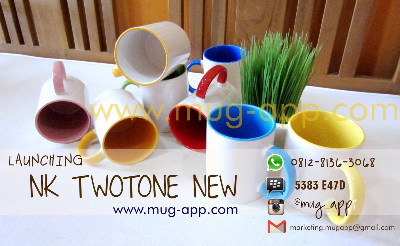 Mug NK Twotone New
