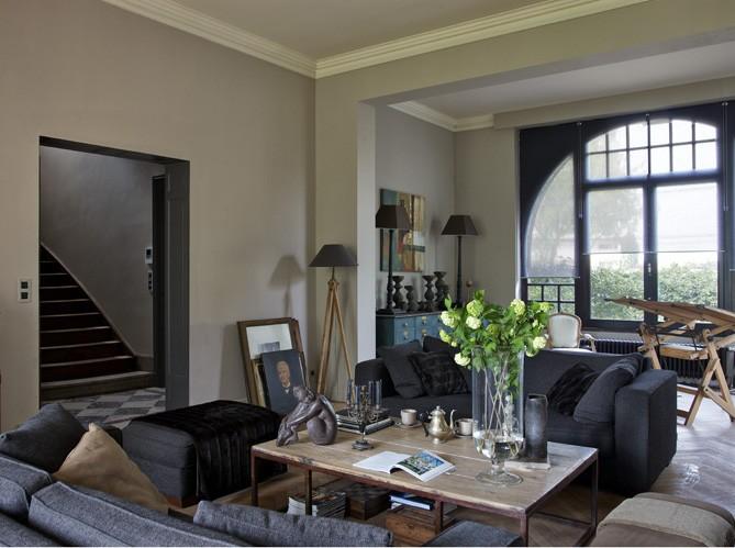 Decoration Maison Flamande Of Vintage Chic Dilla P Gr Tt Fantastic Gray Rooms