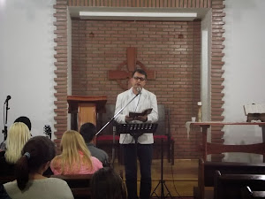 Pastor Agnaldo Mota