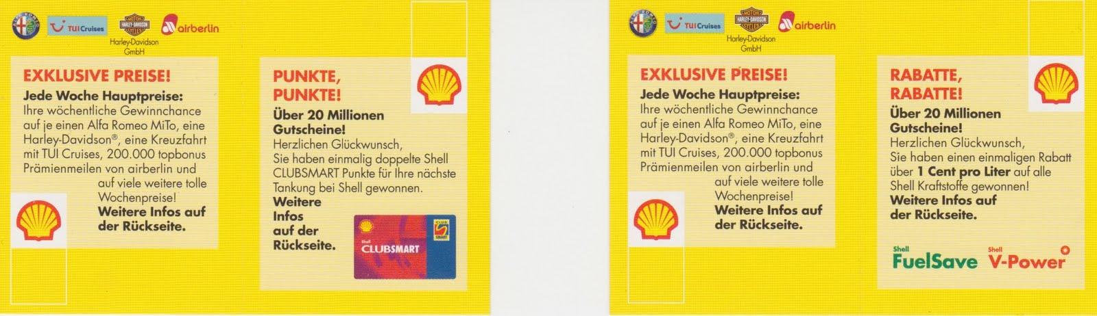 shell gewinnspiel