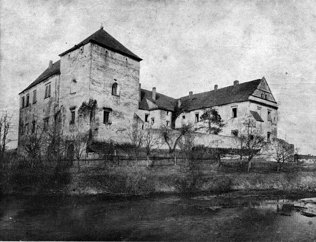 Szydłowiec, zamek.