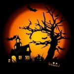 Gambar Seram Tema Malam Perayaan Halloween