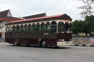 bas bandar