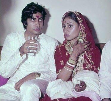 Amitabh Bachchan and Jaya marriage