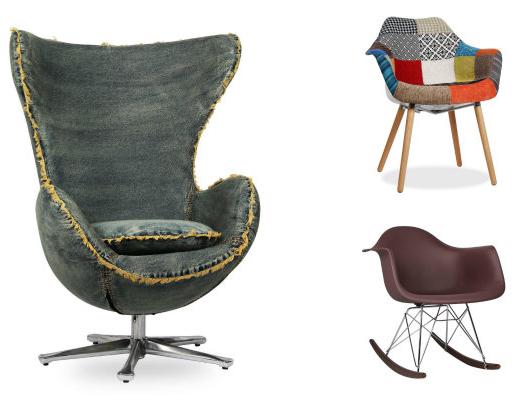 Nos gusta las sillas de dise o de superstudio for Sillas para dormitorio